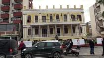 İSMAİL KAŞDEMİR - Piri Reis Çanakkale Savaşları Araştırma Merkezi Restore Ediliyor
