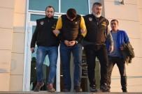 TELEFON DOLANDIRICILIĞI - Tekirdağ'da Eski Bakanı Dolandıran Şahıslar Tutuklandı