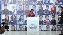 SPOR BAKANLIĞI - Türk Ve Suriyeli Gençlerin 'Gelecek Hayalleri' Fotoğraf Sergisi Açıldı