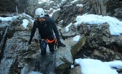 Kayıp amatör dağcılar işte böyle bulundu!