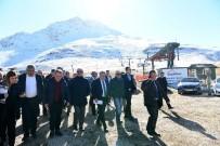 Vali Karaloğlu Açıklaması 'Saklıkent'teki Mermer Ocağını Kapattık'