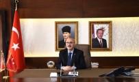 BÜYÜK GÖÇ - Vali Köşger; 'Türkiye, Kimsenin Dinine, Diline Ve Irkına Bakmadan Milyonlara Kucak Açtı'