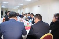 Varto'da Kurumlar Arası İşbirliği Toplantısı