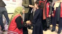 WEFA, Ağrı'daki 957 Öğrenciyi Kışlık Yardımlarla Sevindirdi
