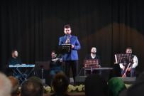 DÜŞÜNÜR - Yunus Çifçi Dinleyenleri Mest Etti