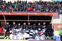 Ziraat Türkiye Kupası Açıklaması 24 Erzincanspor Açıklaması 1 - Beşiktaş Açıklaması 0 (İlk Yarı)
