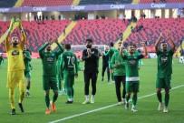 KIRKLARELİSPOR - Ziraat Türkiye Kupası Açıklaması Gaziantep FK Açıklaması 3 - Kırklarelispor Açıklaması 2 (Maç Sonucu)