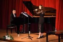 ADıYAMAN ÜNIVERSITESI - ADYÜ'de Flüt Ve Piyano Resitali