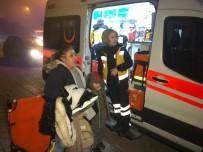 GÜLHANE - Ankara'da 4 kişi doğalgazdan zehirlendi