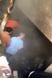 NENE HATUN - Bahçelievler'de Madde Bağımlısı Bir Kişi Yanarak Hayatını Kaybetti
