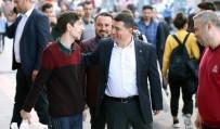 Başkan Tütüncü'den Vatandaş Ve Esnaf Çıkarması
