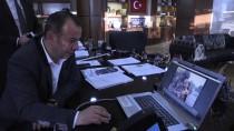 Bolu Belediye Başkanı Özcan, AA'nın 'Yılın Fotoğrafları' Oylamasına Katıldı