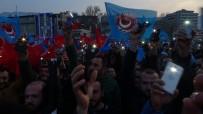 TÜRK METAL SENDIKASı - Bursa'da 5 Bin Metal İşçisi Eylem Yaptı