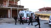 Bursa'da Cami İnşaatından Düşen İşçi Öldü