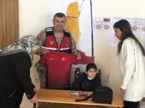 Engelli Gencin Forma Hayalini Jandarma Gerçekleştirdi