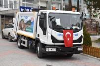 İskilip Belediyesi Araç Filosunu Güçlendirdi