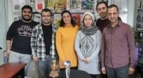 MURAT ÜLKER - İÜ Akademisyenlerinden Radyo Dumlupınar'a Ziyaret