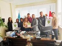 İzmir'in Dağlarını Burhaniyeli Gençler Yeşillendirecek