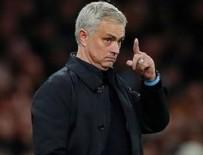 JOSE MOURİNHO - Jose Mourinho Fenerbahçeli yıldızı istiyor!