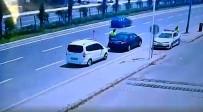 Trafik polisinden hayat kurtaran müdahale!
