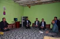 SOLMAZ - Kaymakam Solmaz'dan Şehit Yakınları Ve Gazilere Ziyaret