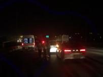 MUSTAFA DOĞAN - Kuzey Marmara Otoyolunda Feci Kaza Açıklaması 1 Ölü
