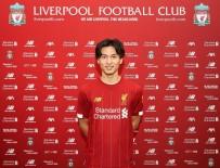 LIVERPOOL - Liverpool, Takumi Minamino'yu Transfer Etti