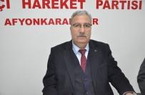 MHP İl Başkanı Kocacan Açıklaması 'Türkiye'nin Yeni Partiye İhtiyacı Yok'
