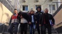 HIRSIZLIK ŞEBEKESİ - Milyonluk Vurgun Yapan 'Nakliyeci Hırsızlar' Adliyeye Sevk Edildi