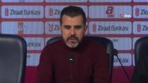 HEKIMOĞLU - Mustafa Alper Avcı Açıklaması 'Kupada En Zorlu Rakiple Oynadık'