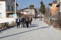 ŞENYURT - Osmancık'ta Şenyurt Mahallesi Kilit Parke İle Tanıştı