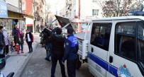 Osmangazi'de Kaldırım İşgâline Taviz Yok