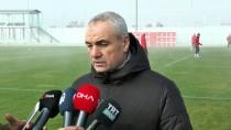 FATIH AKSOY - Sivasspor, Gençlerbirliği Maçına Odaklandı