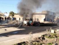 BOMBALI ARAÇ - Terör örgütü YPG 5 sivili katletti