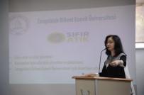 KAYALı - ZBEÜ'de Sıfır Atık Projesi Uygulama Toplantısı Yapıldı