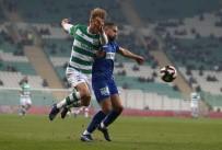 Ziraat Türkiye Kupası Açıklaması Bursaspor Açıklaması 0 - BB Erzurumspor Açıklaması 1 (İlk Yarı)