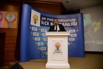 ANKARA BÜYÜKŞEHİR BELEDİYESİ - AK Parti Pursaklar İlçe Danışma Toplantısı Yapıldı
