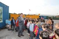 FAHRİ KORUTÜRK - Atık Merkezi'nde Çocuklara Çevre Eğitimi
