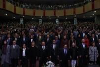 ENGELLİ VATANDAŞ - Bakan Yardımcısı Ergezen Açıklaması 'Engelli Personel Rakamı 55 Bin 196 Kişiye Ulaştı'