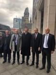 VOLKSWAGEN - Başkan Gülsoy, TATSO Yönetim Kurulu Toplantısı'na Katıldı
