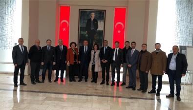 CHP Elazığ Milletvekili Erol, Trabzon'da Temaslarda Bulundu