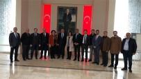 KANAAT ÖNDERLERİ - CHP Elazığ Milletvekili Erol, Trabzon'da Temaslarda Bulundu