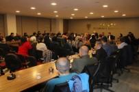 SİYER - Erzurum AK Parti'de  Siyer Dersleri Başladı