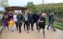 ÖZGECAN ASLAN - Eyüpsultan'da 'Farkındalık' Yürüyüşü