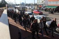 POLİS AKADEMİSİ - FETÖ'den Gözaltına Alınan 18 Eski Polis Akademisi Ve Polis Koleji Öğrencisi Adliyede