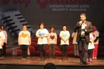 MEHTERAN TAKıMı - Gaziosmanpaşalı Özel Öğrenciler Gösterileriyle Kendilerine Hayran Bıraktı