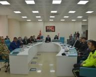 Iğdır'da Karla Mücadele Toplantısı Yapıldı