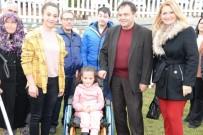 PELITÖZÜ - İhtiyaç Sahiplerine Tekerlekli Sandalye, Görme Engelliler İçin Baston