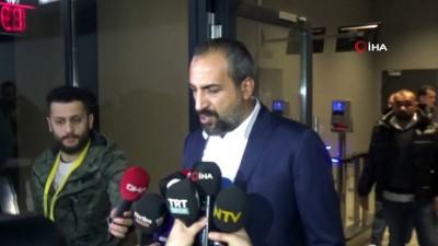 Kayserispor Basın Sözcüsü Tokgöz Açıklaması 'Adebayor İle Yolları Ayırdık'