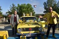 MODIFIYE - Modifiye Otomobil Tutkunları Yunusemre'de Buluştu